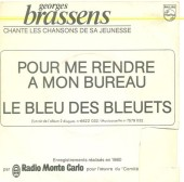 discographie curiosites georges brassens. Black Bedroom Furniture Sets. Home Design Ideas